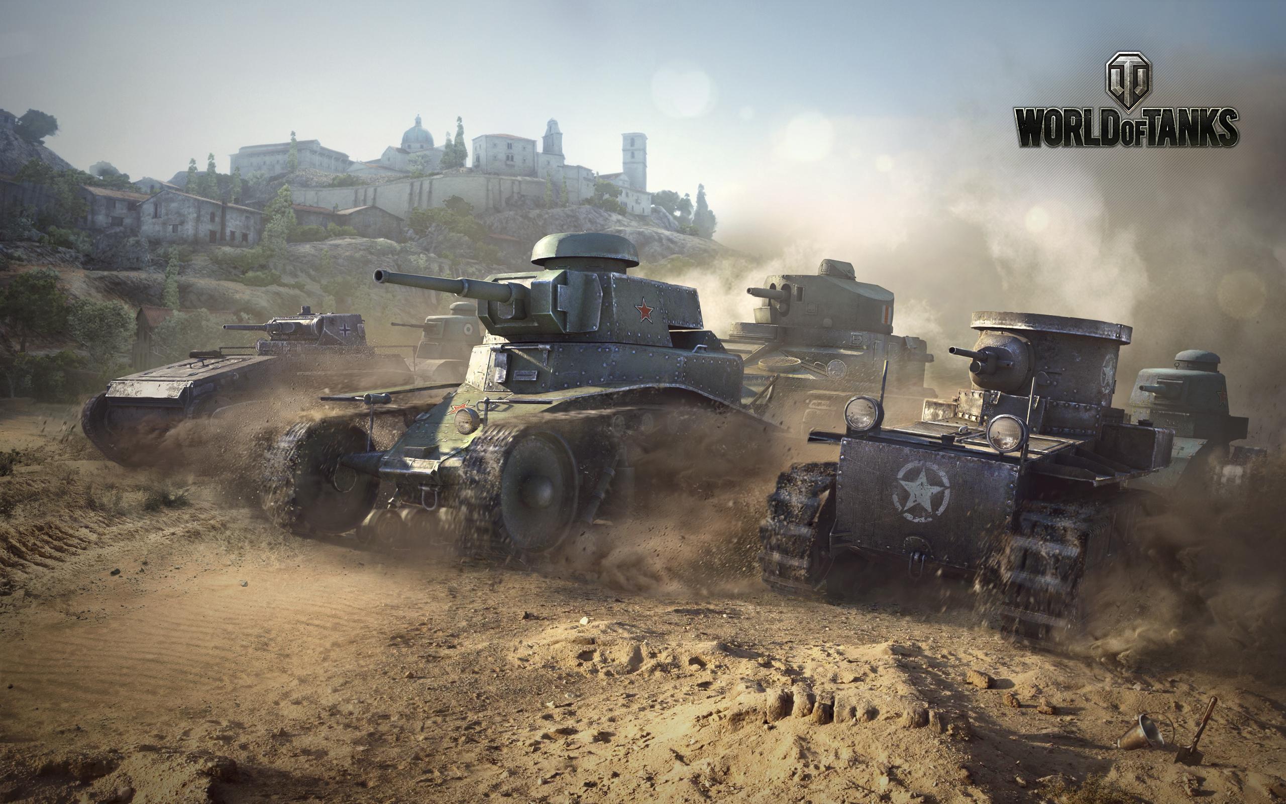 300 véhicules de guerre disponibles dans WoT